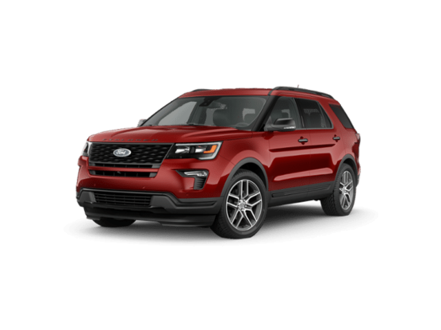 2019 Ford Explorer SUV